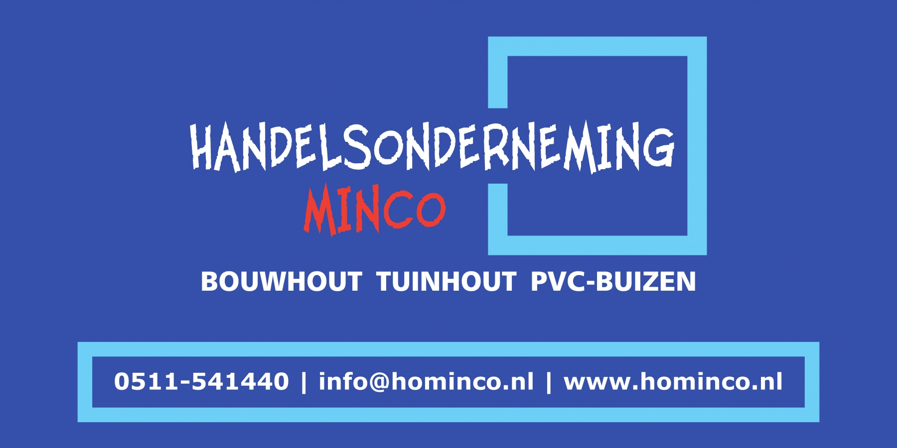 Handelsonderneming-Minco