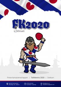 FK 2020 Tafeltennis @ Dokkum
